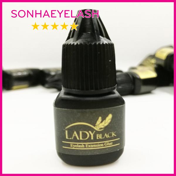 Keo nối mi Lady black, Keo nối mi dạng gel Lady black nhập khẩu