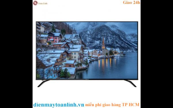 Bảng giá Tivi Smart Sharp 4T-C70AL1X 4K 70 Inch - Chính hãng 2020