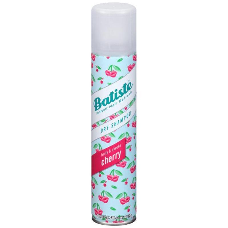 Dầu Gội Khô Batiste Dry Shampoo (200ml) – Cherry