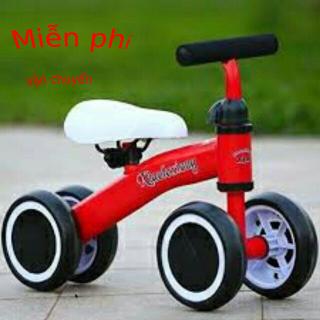 xe chòi chân cho bé- xe chòi chân - chính hãng XIAOLEXIONG - loại bánh to trắc chắn -xe thăng bằng c thumbnail