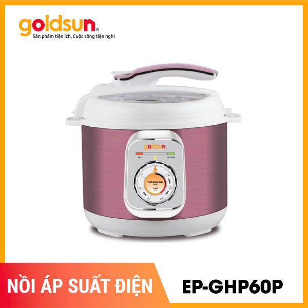 Bảng giá Nồi áp suất điện Goldsun EP-GHP60P Điện máy Pico
