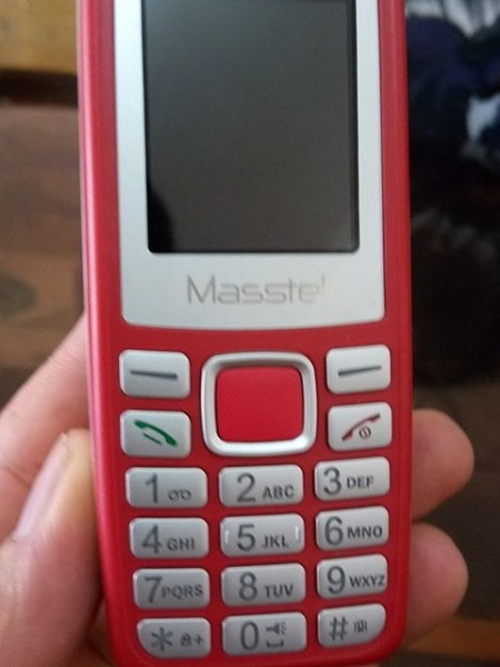 Masstel IZI 120/ 2sim fullbox/ radio không dây.