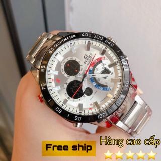 ĐỒNG HỒ CASIO EDIFICE Chống nước - Đồng hồ P&T [FreeShip- Hàng cao cấp- Full box ] thumbnail