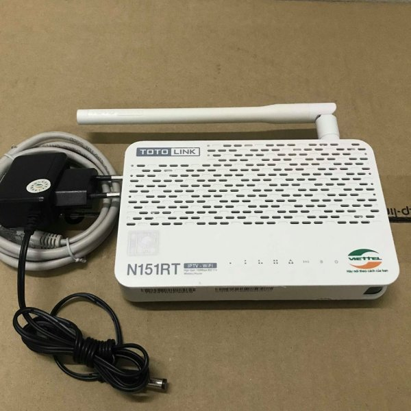 Bảng giá Bộ phát wifi Totolink N151RT 150Mbps Phong Vũ