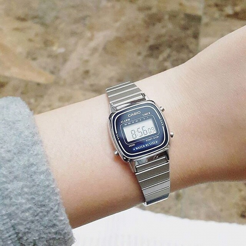 Đồng hồ Casio nữ LA670WA-1JF