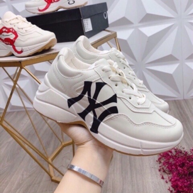 giay nu sneaker GC NY cao cấp- giày thể thao nữ -Top 5 mẫu giày hot hit hiện nay -Hàng Quảng Châu cao cấp -DOZIMAX giá rẻ