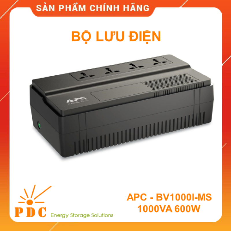 Bảng giá Bộ lưu điện APC Easy UPS BV500I-MS 500VA, 230V & ổn áp AVR chính hãng - BH 24 tháng Phong Vũ