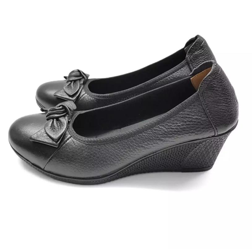 Giày Cao Gót 5cm Nữ Siêu Mềm Đế Xuồng Dáng Đẹp giá rẻ