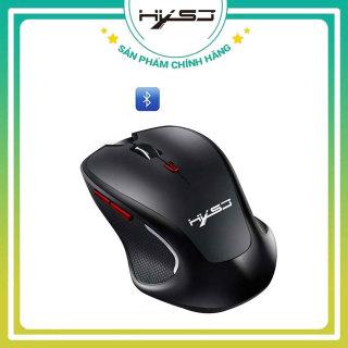 [Tặng Pin] Chuột Game Bluetooth 3.0 HXSJ T21, Chuột không dây cao cấp Chơi Game 3DPI Cho Máy Tính Xách Tay Văn Phòng, điện thoại-HÀNG CHÍNH HÃNG BẢO HÀNH 12 THÁNG thumbnail