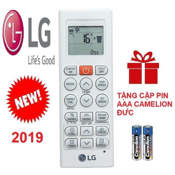 Remote máy lạnh LG mới - Điều khiển điều hòa LG mới