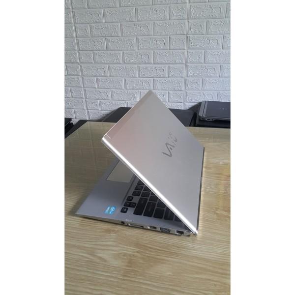 Bảng giá Laptop cũ Sony Vaio SVT13 - Core i5 3337, chơi game giả lập PUBG, Free Fire, màn hình cảm ứng Phong Vũ