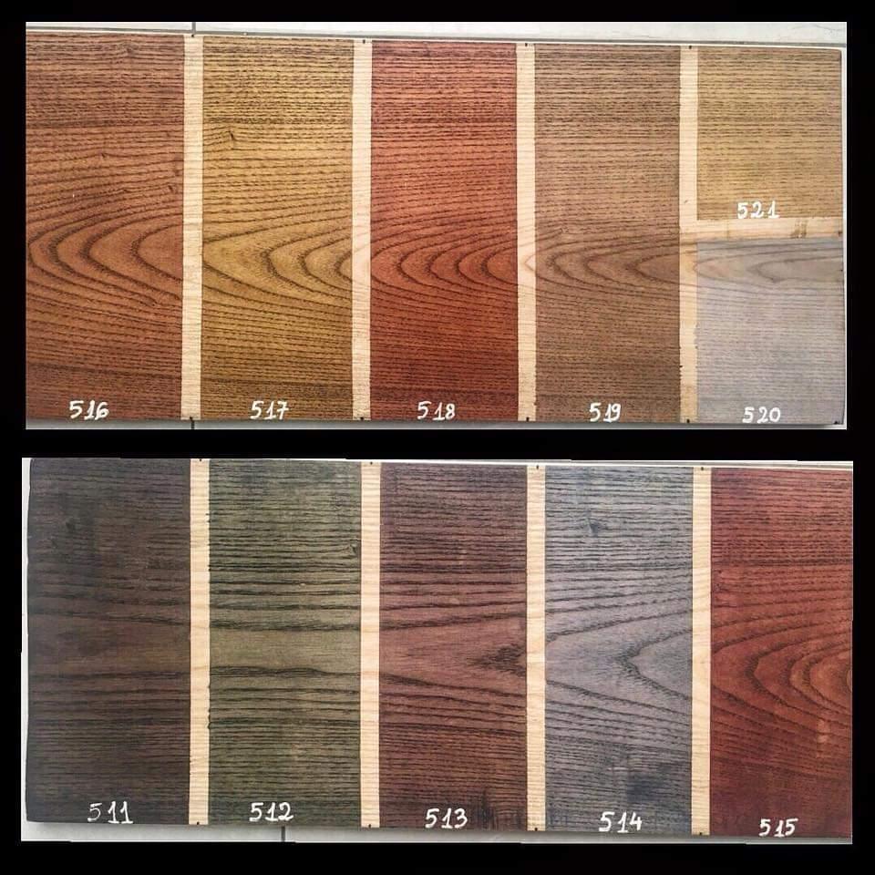Sơn lau gỗ Woodstain Ultimate Mã 518 LUXI decor