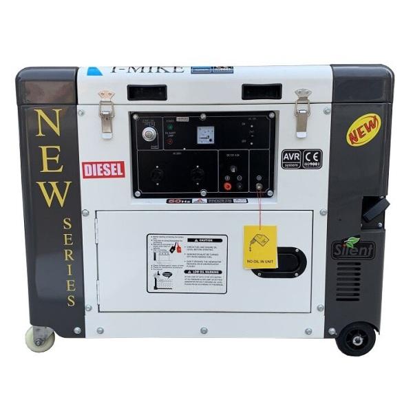 Máy Phát Điện Chạy Dầu 5Kw I-MIKE DG 6900SE New