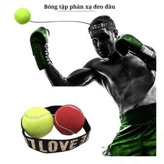 Bóng đấm boxing tập phản xạ đeo đầu FX301 thumbnail
