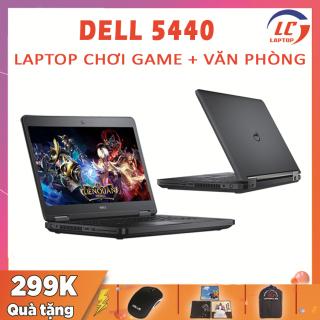 Laptop Văn Phòng Giá Rẻ Dell Latitude 5440 Card Rời, i7-4500U, VGA NVIDIA GT 720M-2G, Màn 14 HD, Laptop Mỏng Nhẹ, Laptop Dell thumbnail
