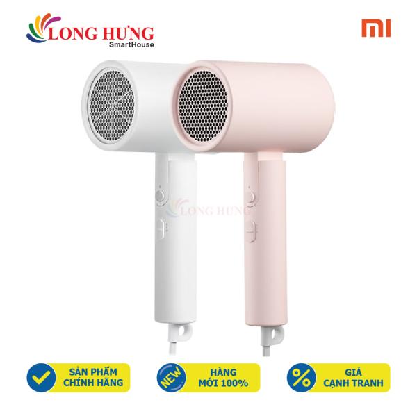 Máy sấy tóc Xiaomi Mijia NUN4077CN CMJ02LXW - Hàng nhập khẩu - Công suất 1600W , có 2 tốc độ sấy, tự động ngắt khi quá nhiệt giá rẻ