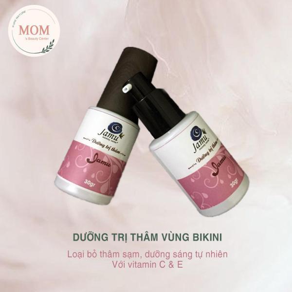Hết thâm Vùng kín - Kem dưỡng trắng hồng bẹn Jamu giá rẻ