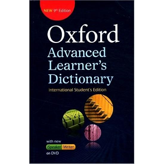 Oxford Advanced Learners Dictionary (9th Edition): International Students Edition
