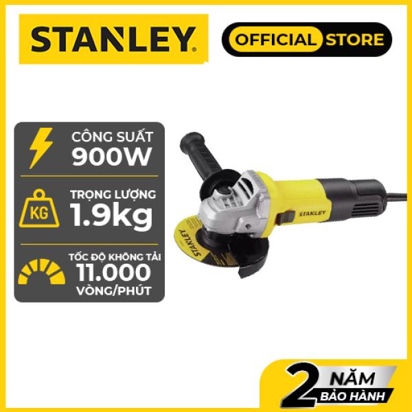 Máy mài cầm tay dùng điện Stanley STGS9100-B1 | 900W | Bảo hành 2 năm | Chính hãng | Thay thế cho mã STGS8100-B1