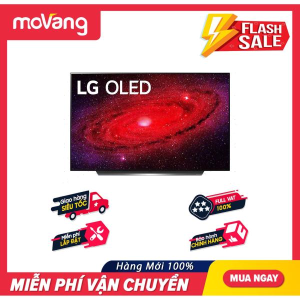Bảng giá [TRẢ GÓP 0%] Smart Tivi OLED LG 4K 55 inch 55CXPTA - Hệ điều hành WebOS Smart TV 5.0 Công nghệ quét hình Refresh Rate 100Hz