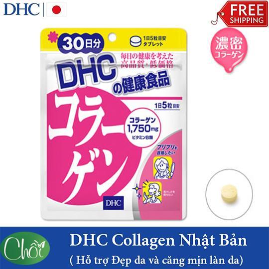 Viên Uống DHC Collagen từ da cá biển Nhật Bản - loại 30 ngày