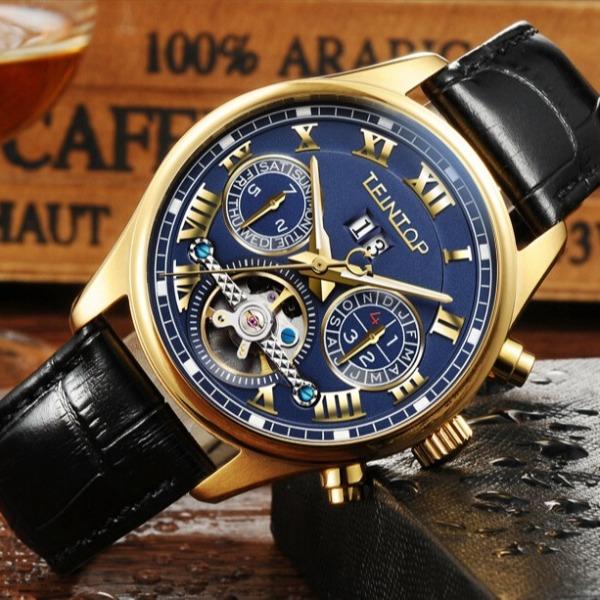 Đồng hồ nam chính hãng Teintop T8660-3