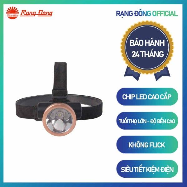 Bảng giá Đèn Pin Led Đội đầu PDD01L 1W Chính hãng Rạng Đông Sử dụng đèn LED chất lượng cao Tuổi thọ dài Thuận tiện sử dụng trong quá trình di chuyển Ít phát nhiệt