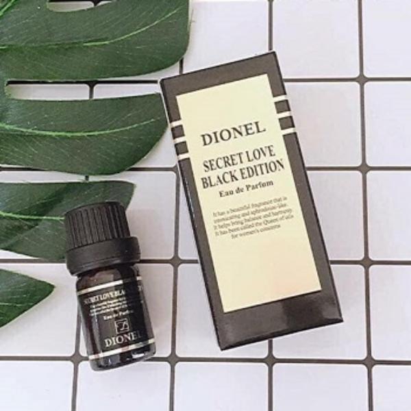 Nước hoa vùng kín Dionel Secret Love 5ml - Bí kíp Yêu Thương