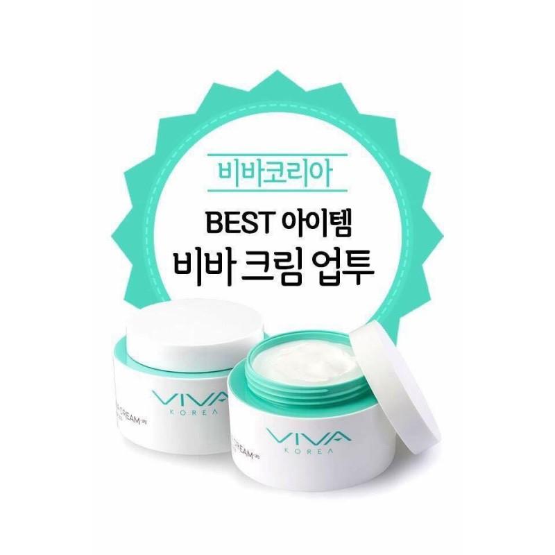 Kem nở ngực Viva cream bán chạy số 1 Hàn Quốc 100g 💖FREESHIP💖 kem nở ngực giúp chị em sở hữu vòng một đầy đặn, căng tràn sức sống.