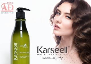 [Chính hãng][New] Gel giữ nếp tóc uốn xoăn Karseell Naturally Curly 500ml thumbnail