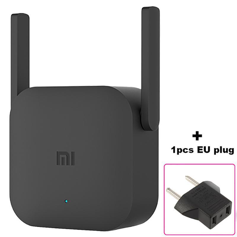 Giá Xiaomi 300M Amplifier Pro Wifi Repeater Network Expander Power Extender for Mi Router Wi-Fi Amplificador App Control Eu Plug