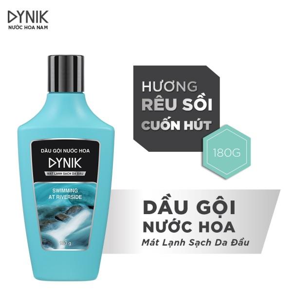 Dầu gội nam DYNIK Hương Rêu Sồi Cuốn Hút 180g