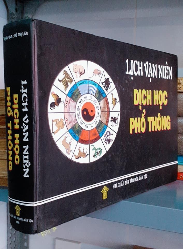 Mua Lịch Vạn Niên Dịch Học Phổ Thông - Hồ Thị Lan