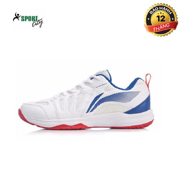 Giày cầu lông Lining nam AYTP011-3 đế kếp chống trơn trượt, êm chân, full box- Giày bóng chuyền nam - Giày thể thao nam