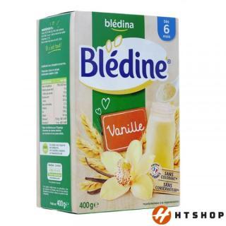 Bột Lắc Sữa Yến Mạch Bledina Cho Bé 6 Tháng Vị Vanille thumbnail