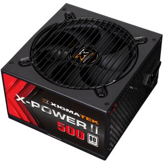 NGUỒN MÁY TÍNH XIGMATEK X-POWER II CÔNG SUẤT THỰC 500W BOX, BỘ NGUỒN CHO GAME THỦ CAO CẤP, CÔNG SUẤT LỚN CHIẾN MỌI GAME thumbnail