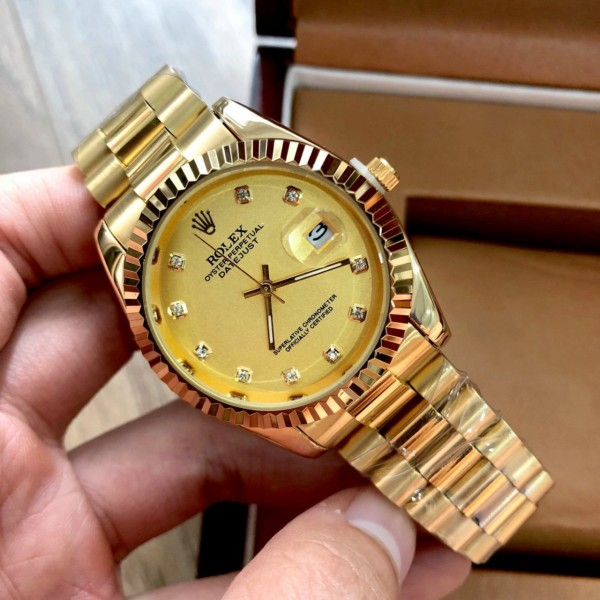 [HCM]Đồng hồ nam chống nước cao cấp hàng chính hãng 100% kiểu dáng sang trọng  hàng bảo hành 3 năm bán chạy
