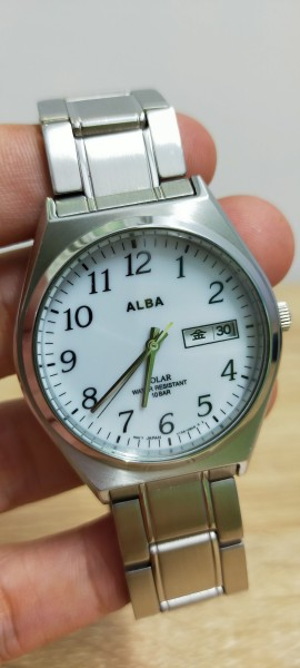 [HCM]đồng hồ thời trang nam Alba hàng Nhật