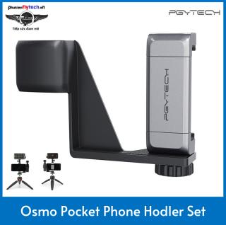 PGYtech Osmo Pocket Phone Hodler set Bộ gắn điện thoại với Osmo Pocket thumbnail