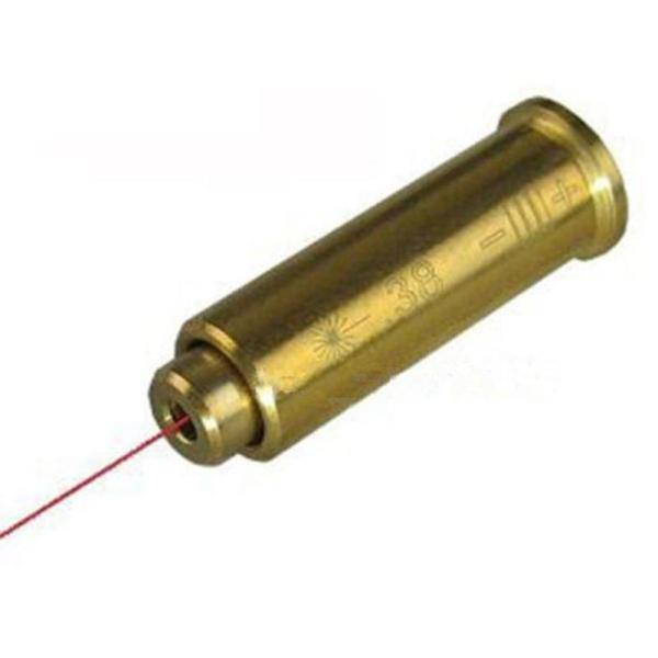 SCIOLTO SPORTS Tactical Red Dot Laser CAL.38 Rifle Scope Boresighter Cartridge Brass Hunting