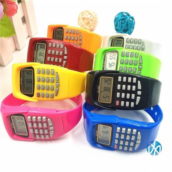 Nơi bán Đồng hồ điện tử nam nữ Sports KK - 907 có chức năng xem giờ và máy tính V70 BL79