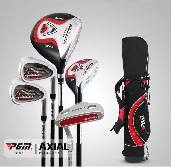 ComBo Bộ Gậy Golf Trẻ Em từ 3 đến 12 tuổi ( Tặng 10 Bóng xốp)
