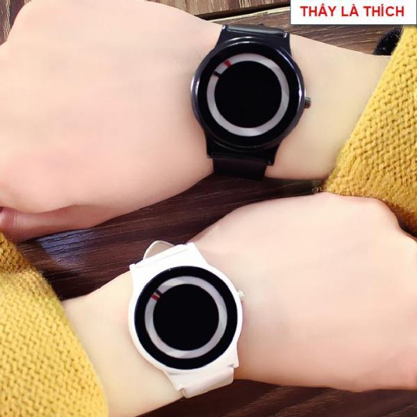 Đồng hồ cặp Sport thấy là thích mặt kim cá tính - 2 chiếc như hình