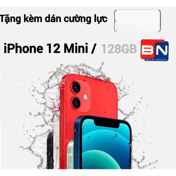 [HCM][Trả góp 0%]Điện thoại Apple iPhone 12 bản 128GB - Hàng nhập khẩu mới 100% + Miếng dán cường lực