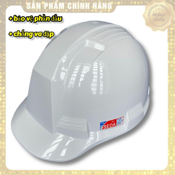 Mũ bảo hộ SSEDA, mũ bảo hộ lao động hàn quốc nhiều màu sắc