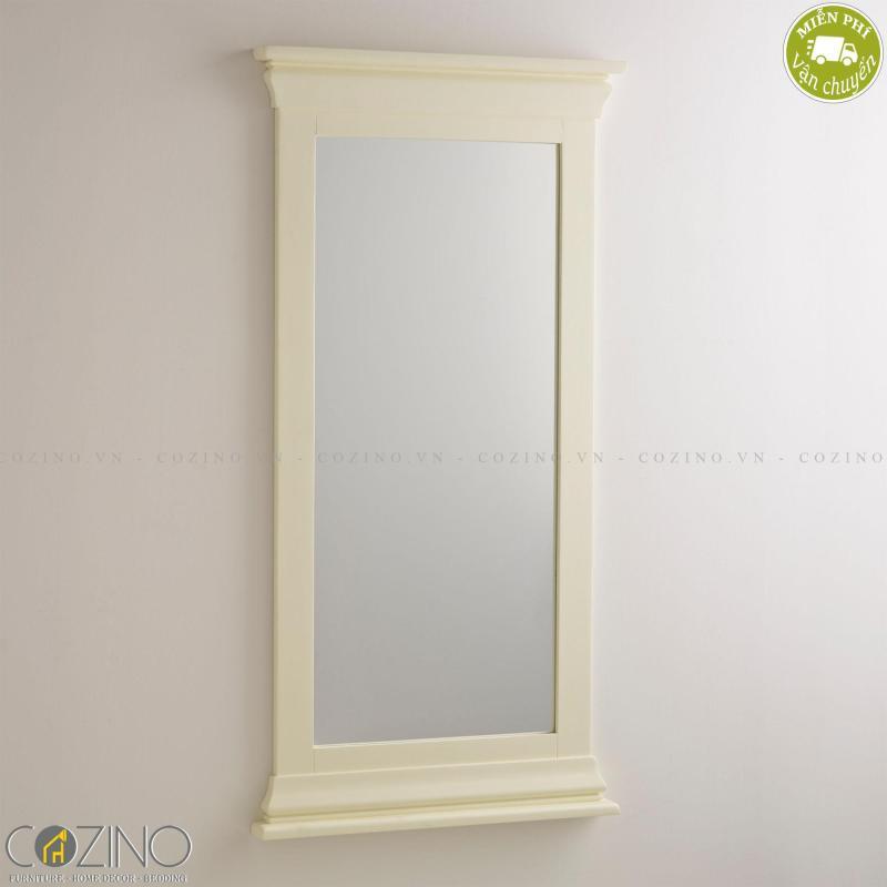 Gương treo tường Canary 100% gỗ sồi