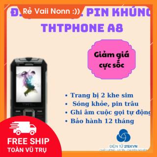 [FREE SHIP] Điện thoại pin khủng giá rẻ THT PHONE A8-Bảo hành 12 tháng thumbnail