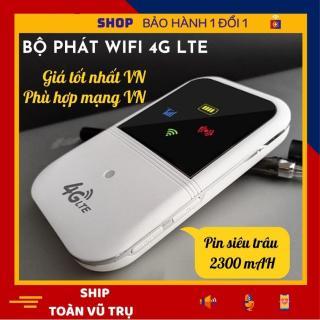 Bộ Phát Wifi Di Động 3G 4G Gắn Sim Tốc Độ Cao Hàng Chính Hãng Bộ MF80 Cấu Hình Khủng Công Suất Cao- Phát Wifi chuẩn 4G LTE 150 Mbps thumbnail