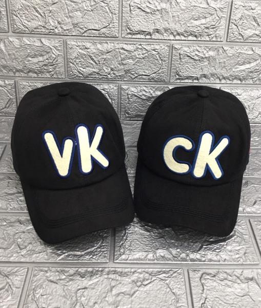 Nón kết cặp đôi 2 nón tình nhân VK CK (2 NÓN)