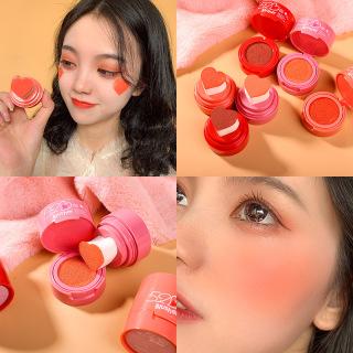 Má hồng kem xixi trái tim - Cực tự nhiên và xinh xắn - Phấn má hồng - Má hồng kem - Phan ma hong thumbnail